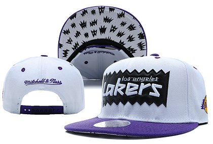 Los Angeles Lakers Hat LX 150323 01